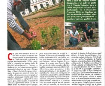 Article Jardin Midi Mut