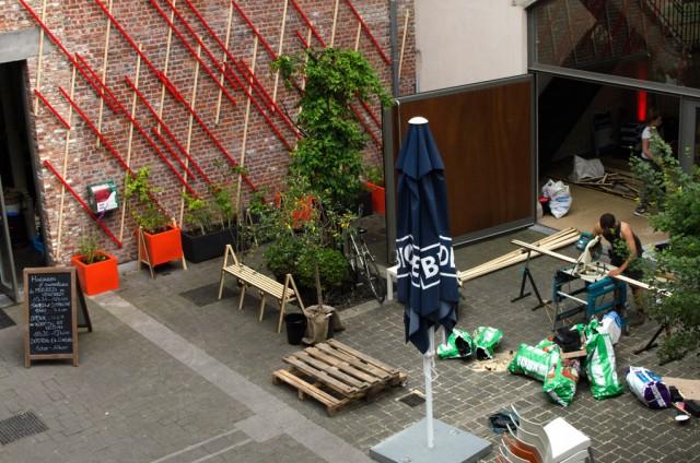 bloc paysage ateliers des tanneurs. Black Bedroom Furniture Sets. Home Design Ideas